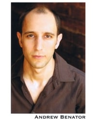 Andrew Benator - Kenny Leon's True Colors Theatre Company Atlanta