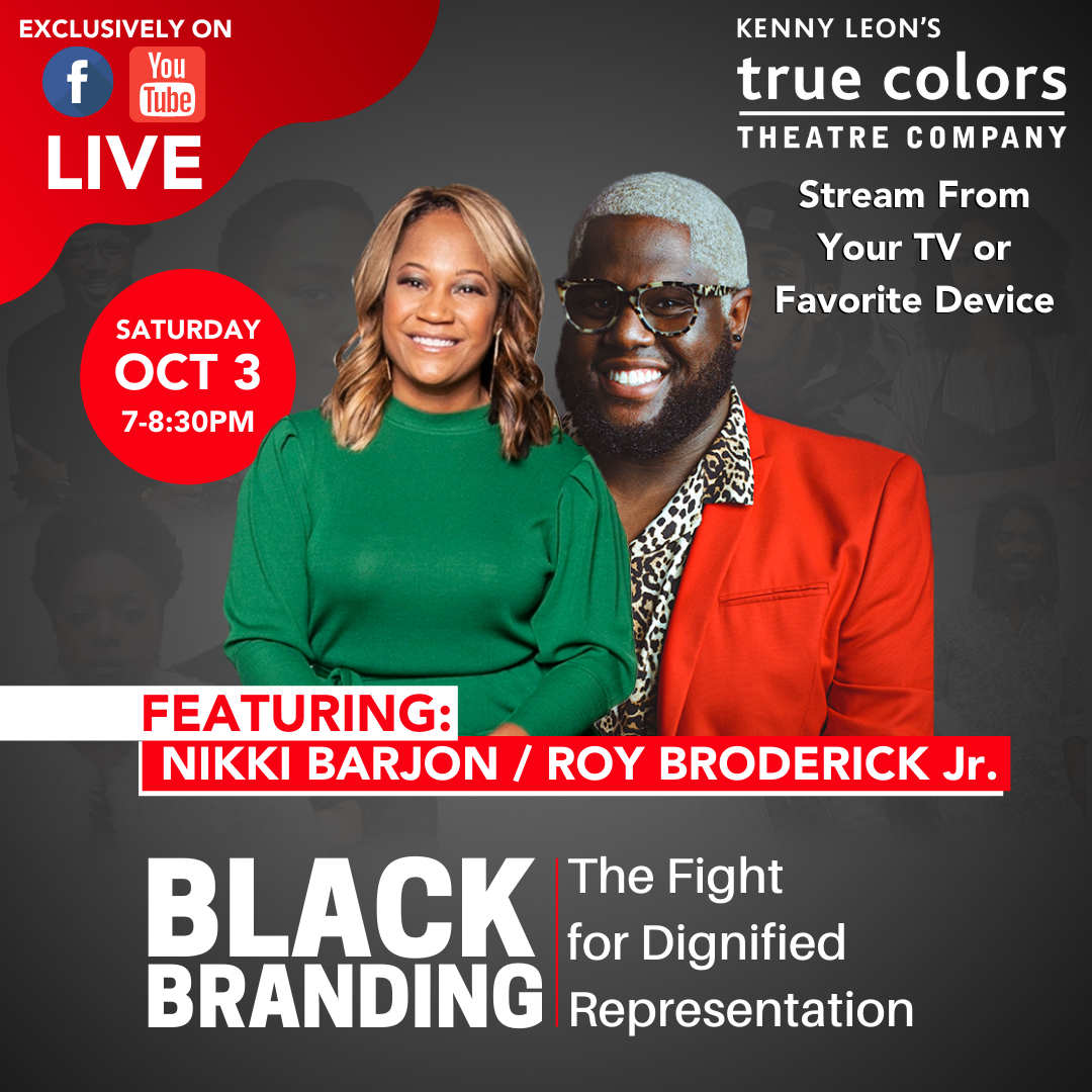 Community Conversation - Black Branding: The Fight for Dignified Representation