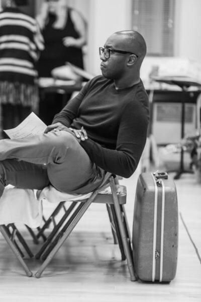 True Colors Theatre Company Artistic Director Jamil Jude