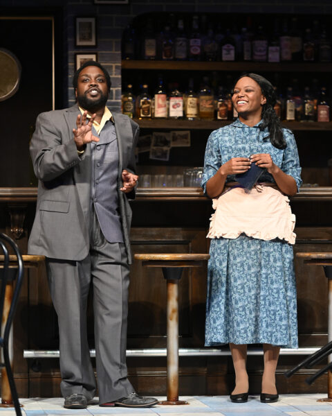 Developing a national artistic home for Black Voices