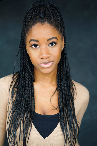 Imani Vaughn-Jones: True Colors Theatre Company Dihvinely Konnecked Commissions Fellow