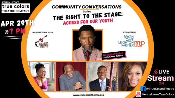 Community Conversation: The Right to the Stage: Theatre for our Youth