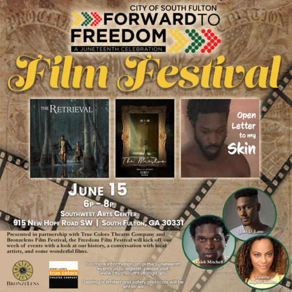 2021 Juneteenth Film Festival